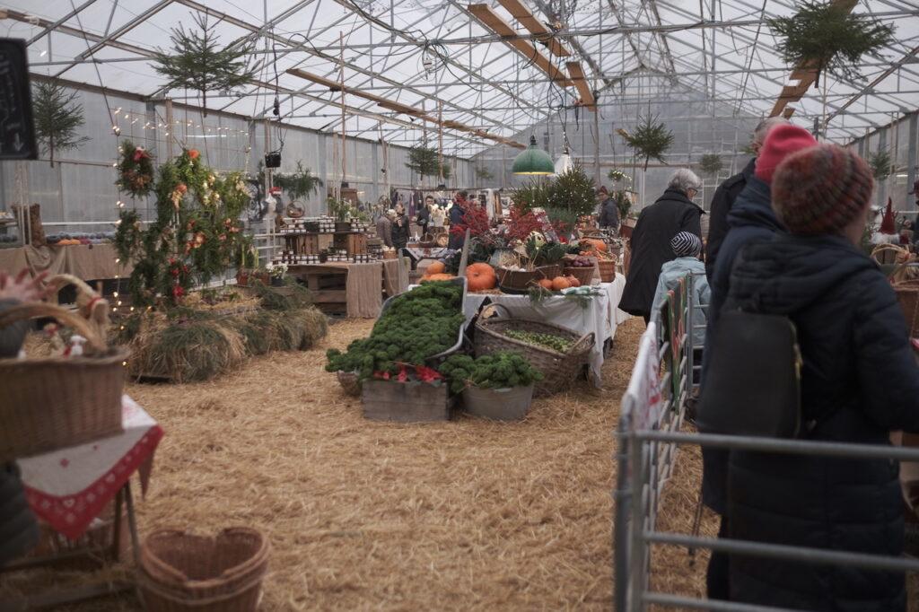 Jul på Ändebols Gård
